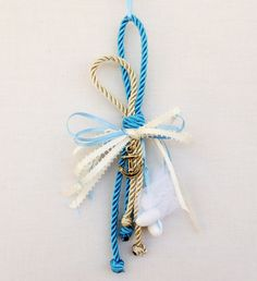 Boy Baptism Favors Bombonieres Baby Shower Gift by VessCrafts, $40.00