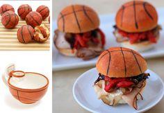 comida y basquetbol                                                                                                                                                                                 Más