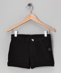 Take a look at this Black Shorts - Kids & Tween today!