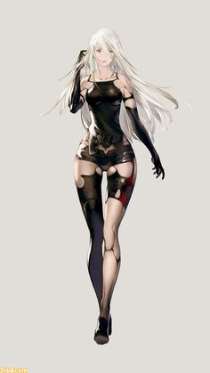 A2_ Yoruha A type two items