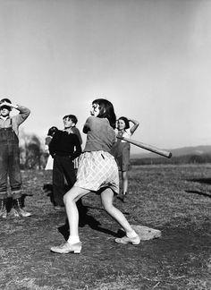 A baseball game, Dailey, W. Va.
