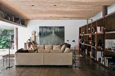 Isay Weinfeld: casa que se abre e fecha como uma flor noturna - Casa