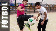 AKKA 3000 Tutorial - Trucos de Futbol Sala & jugadas de futbol Street Fo...