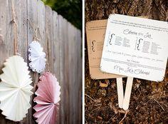 Neutral Rustic Wedding | www.itakeyou.co.uk