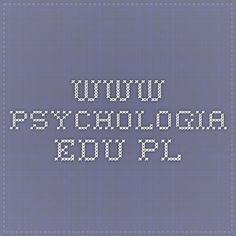 www.psychologia.edu.pl