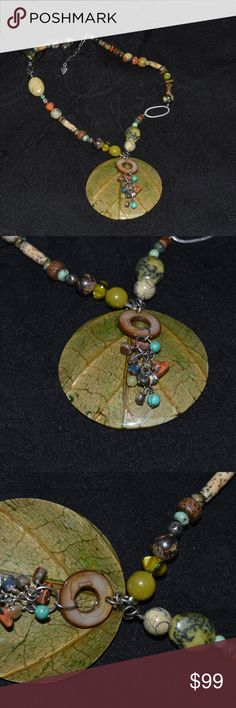 Retired Silpada reversible necklace! For sale on my Ebay only with 2.67 shipping! Silpada Jewelry Necklaces