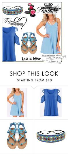 """YOINS"" by omerovic-sumea ❤ liked on Polyvore"