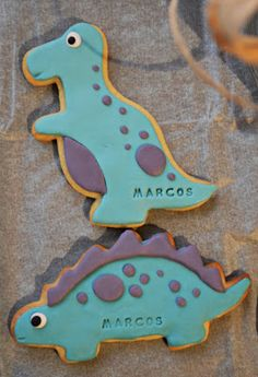 AnAna´s Biscuits para Marcos.