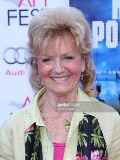 """Actress Kathryn Beaumont attends the AFI FEST 2013 presented by Audi Anniversary Commemoration Screening of Disney's """"Mary Poppins"""" at the TCL Chinese Theatre on November 2013 in Hollywood,. Get premium, high resolution news photos at Getty Images Kathryn Beaumont, Livingston, 50th Anniversary, Getting Old, In Hollywood, Famous People, Audi, Actresses, Female Actresses"""