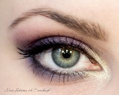 Tutorial for this eye makeup.