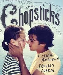 CHOPSTICKS (2012), de Jessica Anthony i el dissenyador gràfic Rodrigo Corral. Fou publicada com aplicació iPad el 2 de per Penguin Group USA.
