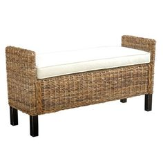 I pinned this Jeffan Panama Bench from the Shorely Chic event at Joss and Main!