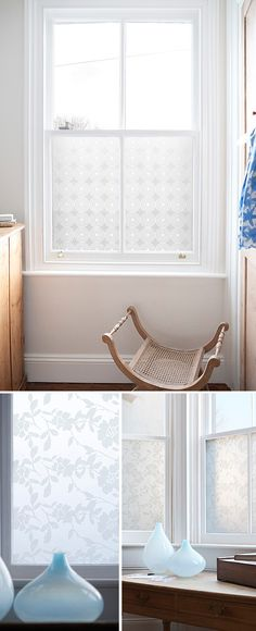 Window films for privacy