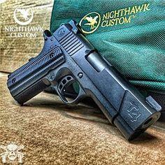 Manufacturer: Nighthawk Custom Mod.T4 Type - Tipo: Pistol Caliber - Calibre: 9mm Capacity - Capacidade: 8 Rds Barrel length - Comp.Cano: 3.8 Weight - Peso: 34.3 oz...
