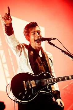 Alex Turner | sold out show at Earls Court