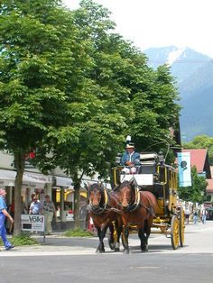 Garmisch-Partenkirchen, Germany - mail