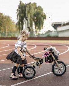 Rowerek biegowy drewniany 2w1 Twist Samoa black Baby Strollers, Babe, Sun, Children, Toddlers, Baby Prams, Boys, Kids, Prams