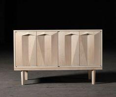 LARKBECK is a new collaboration between furniture designers Rafe Mullarkey and Laszlo Beckett.