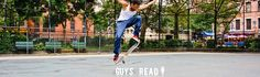 GUYS READ   Books
