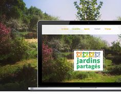 "Check out new work on my @Behance portfolio: ""Jardins Partagés Redesign"" http://be.net/gallery/32589951/Jardins-Partags-Redesign"