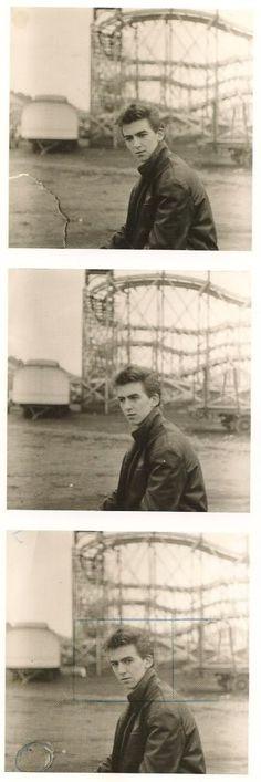 ♥♥♥♥George H. Harrison♥♥♥♥  Astrid's photographs - Hamburg 1960