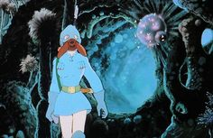 N ausicaä Of The Valley Of The Wind [ Kaze No Tani No Nausicaä ] was a true milestone that marked the arrival of Director Hayao Miy. Nausicaa, Hayao Miyazaki, Studio Ghibli, Me Me Me Anime, Wall Collage, Disney Characters, Fictional Characters, Sci Fi, My Arts