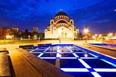 st sava church serbia
