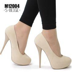 Womens Shoes Faux Suede Platforms Stilettos Classic High Heels Pumps Multicolor | eBay