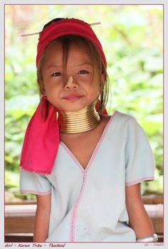 Karen tribe - Thailand