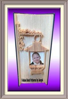 2405. Lantern Book Folding Pattern