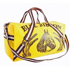 Maryann Duffel Yellow Horse | Rebecca Ray Designs