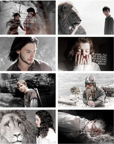 Narnia | Prince Caspian | Aslan | Lucy, Edmund, Peter and Susan Pevensie
