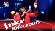 """The Voice 2015 Knockout - Mark Hood: """"Stand by Me"""""""