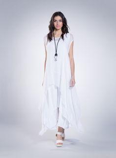b907d07dbf90 Φόρεμα Φανελάκι διπλό Thai 100% viscose