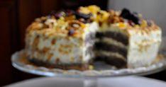 Genialny w smaku tort makowy zachwyci nawet tych, którzy za makiem nie przepadają, słowo daję! Smakuje, jak najlepszy makowiec, nuta poma... Cake, Desserts, Food, Pies, Tailgate Desserts, Deserts, Kuchen, Essen, Postres