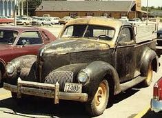 Chevrolet Pickup 1939 one owner Pickup Car, Chevy Pickup Trucks, Chevy Pickups, Chevrolet Trucks, Vintage Pickup Trucks, Antique Trucks, Vintage Cars, Antique Cars, Farm Trucks