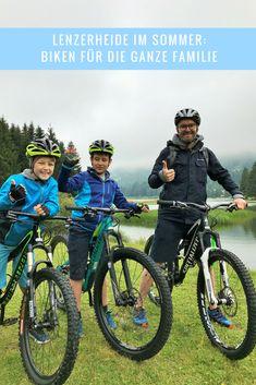 Ferien in der Schweiz: Lenzerheide im Sommer ist ein Biker Paradies für die ganze Familie. #familienferien #schweiz #sommer #lenzerheide #bike Biker, Waiting, Paradise, Adventure, Bicycle, Travel Destinations, Summer