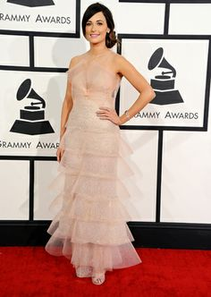 Grammys 2014: The Hottest Looks From the Red Carpet Pictures - Kacey Musgraves | Rolling Stone