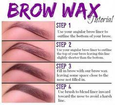 ActiLabs Brow Wax Give your brows some wow Factor. ActiDerm Brow Wax not only defines but enhances brows. The pigmented wax fills brows appearance and sets them in place, perfecting the natural arch. Featuring Vitamin E Eyebrow Pencil, Eyebrow Makeup, Skin Makeup, Eyebrow Wax, Makeup Brush, Threading Salon, Waxing Tips, Biotin Hair Growth, Fill In Brows
