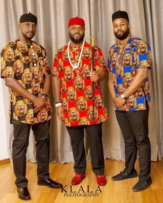 If you're looking for the latest native wears for guys, this post is for you. I've selected the best native styles for men for you and there are some tips. African Wear Styles For Men, African Shirts For Men, African Blouses, African Attire For Men, African Prom Dresses, African Clothing For Men, Nigerian Outfits, Nigerian Men Fashion, African Men Fashion