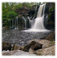 Akron Falls County Park – Photos, Maps, Information