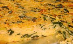 Parve Spinach Noodle Kugel   Kosher Recipes