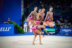 Group Italy, World Championships (Pesaro) 2017 Italy Team, Rhythmic Gymnastics, World Championship, Sumo, Basketball Court, Wrestling, Dance, Night, Sports