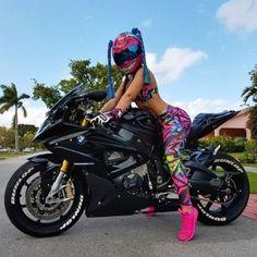 Bobber Motorcycle Ural 22 New Ideas Bmw S1000rr, Motorbike Girl, Bobber Motorcycle, Lady Biker, Biker Girl, Fille Et Dirt Bike, Bmw X6, Custom Sport Bikes, Dirt Bike Girl
