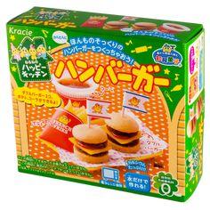 Candy Hamburgers Kit