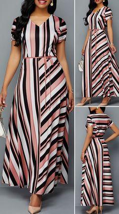 Dresses For Women Ankara Long Gown Styles, Latest African Fashion Dresses, African Dresses For Women, Frock Fashion, Women's Fashion Dresses, Dress Outfits, Fashion Moda, Elegant Dresses, Pretty Dresses