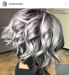 Practically dying over the shares and love this hair color is getting   2 major hair magazines in 1 week.  So humbled  HAPPY SATURDAY! @modernsalon @kenraprofessional