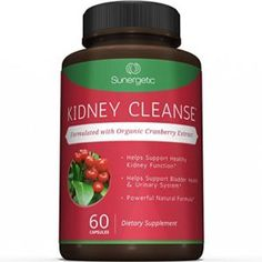 Ranking the best cranberry pills of 2020 - BodyNutrition Cranberry Pills, Cranberry Extract, Kidney Detox Cleanse, Healthy Cleanse, Liver Detox, Healthy Kidneys, Natural Supplements, Herbalism, Vegetarian