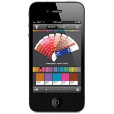 Pantone - myPANTONE 2.0 for iPhone and iPod Touch - For quick reference without carrying numerous Pantone books around with you.