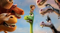 The Good Dinosaur 2015 Movie Poster Wallpapers